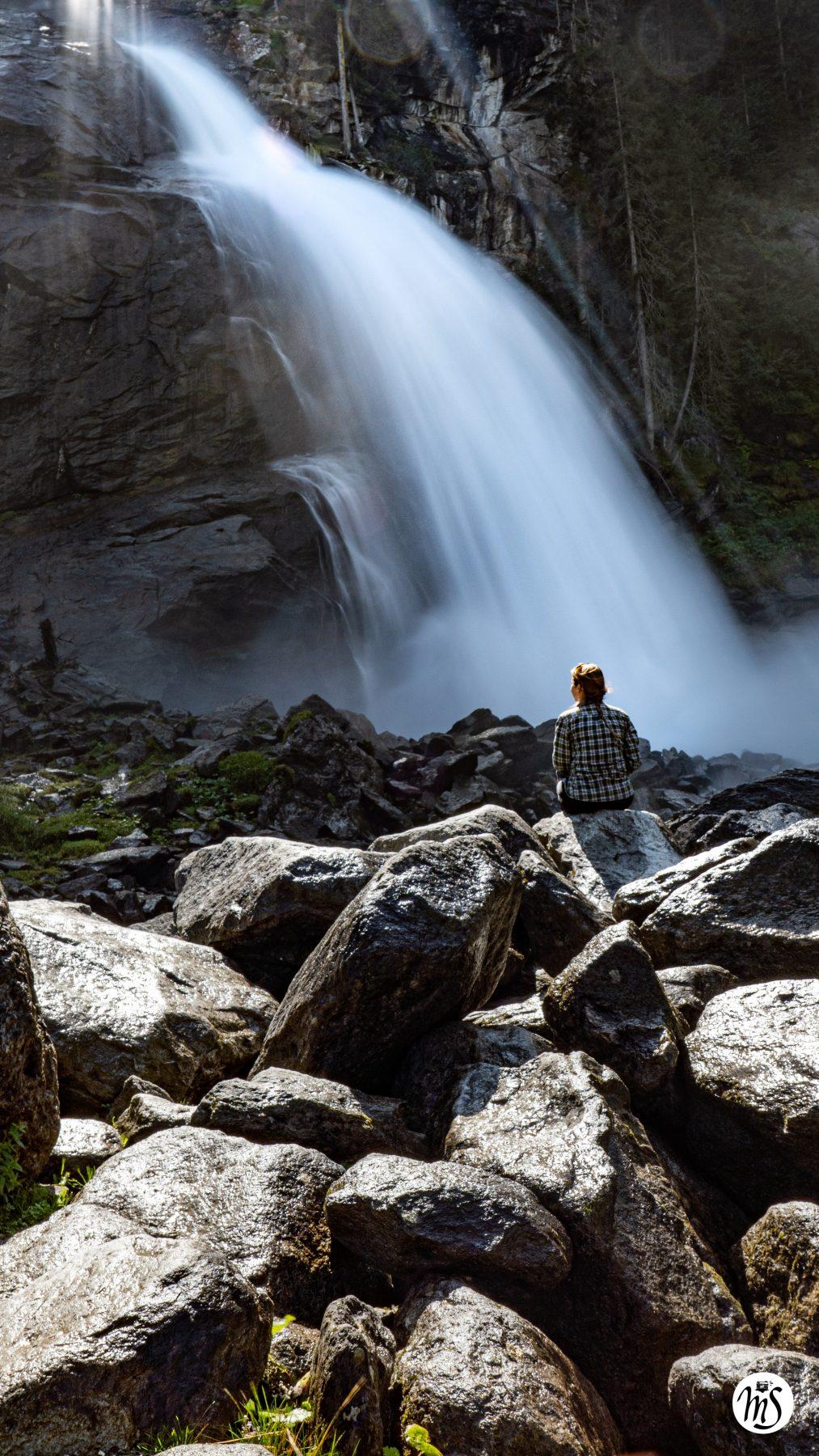 Krimmer Wasserfälle